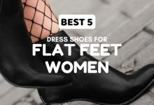 Photo of Best 5 Dress Shoes For Flat Feet Women:Look Elegant!