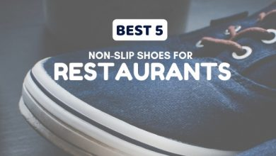 Photo of The Best 5 Non-Slip Shoes to Wear in Restaurants: No More Slipping!