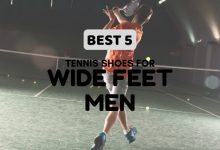 Photo of Best 5 Tennis Shoes Recommended For Wide Feet Men in 2020