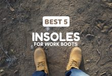 Photo of Best 5 Insoles for Work Boots in 2020: for Heavy Duty Men