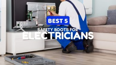 Photo of Best 5 Safety Boots For Electricians-Conclusive!