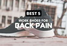 Photo of Best 5 Work Shoes for Back Pain: An In-depth Review!