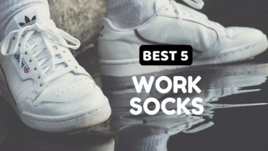 Photo of Best 5 Work Socks: 2020 Neutral Review!