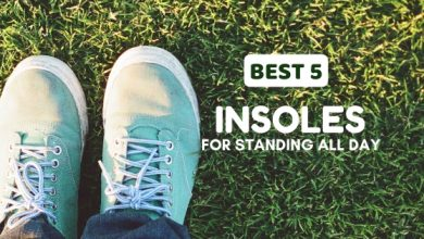 Photo of Best 5 Insoles for Standing All Day: An Unbiased Review!