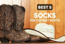 Photo of Best 5 Socks for Cowboy Boots: 2020 Complete Guide!