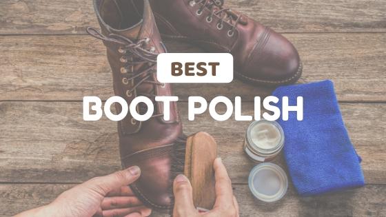 Best Boot Polish for 2020 - Voy-Voy