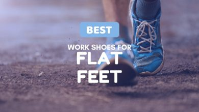 Photo of Best Work Shoes for Flat Feet Recommended in 2020