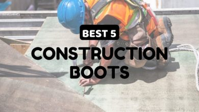 Photo of Best 5 Construction Boots: 2020 Conclusive Review!