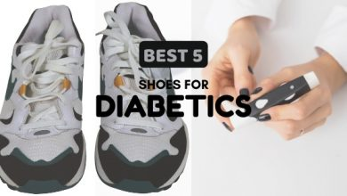 Photo of Best 5 Shoes for Diabetics in 2020