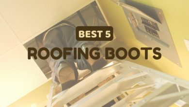 Photo of Best 5 Roofing Boots: Say No To Slipping!