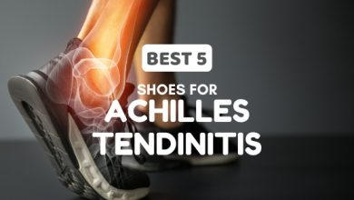 Photo of Best 5 Shoes for Achilles Tendinitis: No More Worries!