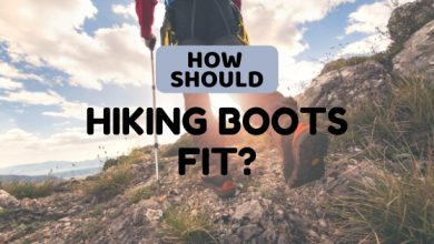 Photo of How should Hiking Boots Fit: A Short Guide for Perfect Fitting!