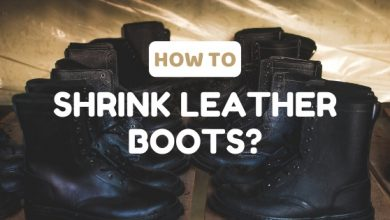 Photo of How to Shrink Leather Boots: No More Fitting Problems!