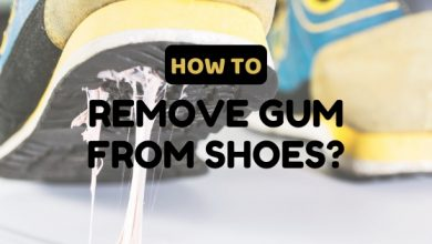 Photo of How to Remove Gum from Shoes: An Easy Guide for 2020!