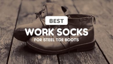 Photo of Best Work Socks for Steel Toe Boots in 2020