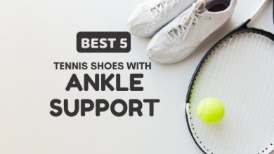 Photo of Best 5 Tennis Shoes with Enhanced Ankle Support