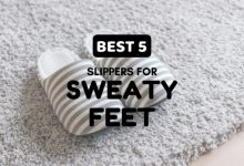 Photo of Best Slippers for Sweaty Feet Recommended in 2020