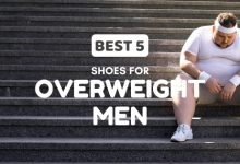Photo of Best 5 Shoes for Overweight Men: For Extreme Comfort!