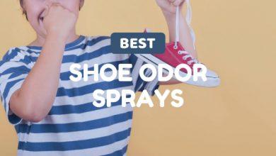 Photo of Best 5 Shoe Odor Sprays: Say No to Stinky Feet!