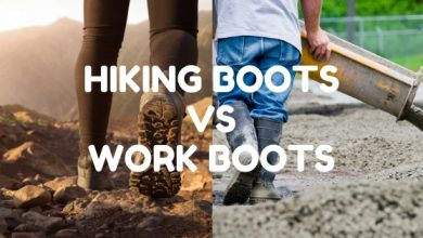 Photo of Hiking Boots vs Work Boots: Know the Difference!