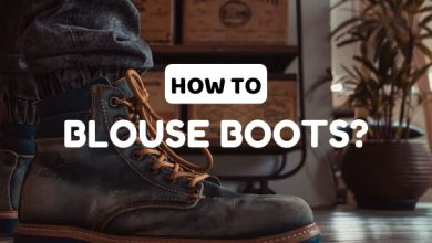 Photo of How to Blouse Boots: 5 Useful Methods!