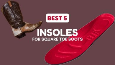 Photo of Best 5 Insoles for Square Toe Boots to Buy in 2020
