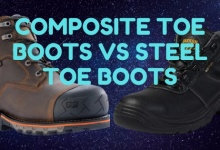 Photo of Composite Toe Boots vs Steel Toe Boots: 7 Significant Differences For An Ideal Choice