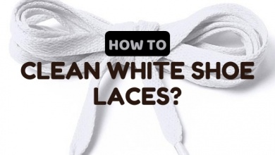 Photo of How to Clean White Shoe Laces: 3 Simple Methods for 2020