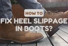 Photo of How to Fix Heel Slippage in Boots: 8 Preventive Tips For Everyone!