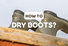 Photo of How to Dry Boots within No Time?
