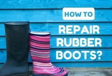 Photo of How to Repair Rubber Boots: Quick Solutions For All Kinds Of Cracks